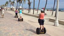 Tour di Hollywood Beach Segway, Fort Lauderdale, Tour in Segway