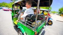 Bangkok in Motion: City Tour by Skytrain, Boat, and Tuk Tuk, Bangkok, null