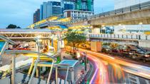 Bangkok in Motion: City Tour by Skytrain, Boat, and Tuk Tuk