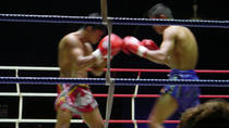 Muay Thai Kickboxing with Ringside Seats and Private Transfer, Bangkok, null
