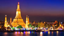 Private Tour: Bangkok Evening Experience with Thai Dinner by Chao Phraya River, Bangkok, Night Tours