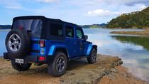 4-Hour Bay of Islands Private Jeep Tour with Winery Lunch, Bay of Islands, 4WD, ATV & Off-Road Tours
