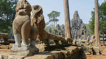Excursion d'une demi-journée au temple du Bayon, Siem Reap, Bike & Mountain Bike Tours