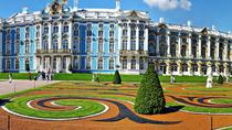 Tour of Pushkin Catherine Palace and Peterhof Grand Palace, St Petersburg, Cultural Tours