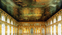 Tour of Pushkin (Tsarskoye Selo) and Catherine Palace (Amber room), St Petersburg, Cultural Tours