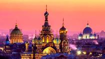 Walking Tour to Peter and Paul Fortress & Church of Our Savior on Spilled Blood, St Petersburg, ...