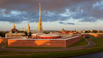 Walking Tour to Peter and Paul Fortress in St Petersburg with a Private Guide, St Petersburg, City ...