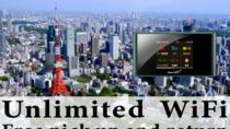 Unlimited WiFi in Japan pick up at Narita Airport, Tokyo, Self-guided Tours & Rentals