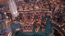 Burj Khalifa Level 124 'At the Top' Entrance Ticket with One-way Transfer, Dubai, Attraction Tickets