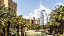 Privétour: sightseeing in Dubai City inclusief bezoek aan Burj Khalifa 'At the Top' en rit per ...