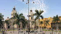 Lima City Tour Classic and Water Fountain Group Service, Cusco, Day Trips