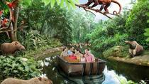 River Safari Admission Ticket, Singapore, Attraction Tickets