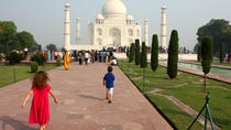 Same Day Taj Mahal Tour With Lunch & Entrances, Agra, Cultural Tours