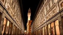 Night Out at Uffizi Gallery with Wine Tasting, Florence, Skip-the-Line Tours
