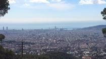 Barcelona Viewpoints & Collserola Natural Park Hiking, Barcelona, Hiking & Camping