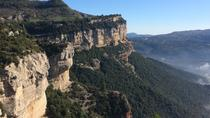 Collsacabra Cliffs Hiking and Rupit medieval town, Barcelona, Hiking & Camping