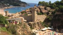 Costa Brava Coast Path Hiking and Tossa de Mar, Barcelona, Hiking & Camping