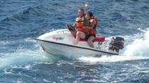 Curacao Snorkel Tour by Jet Ski or Aquaboat, Curacao, Waterskiing & Jetskiing