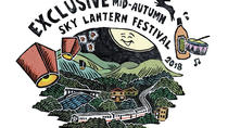 Exclusive Mid-Autumn Sky Lantern Festival'18, Taipei, Cultural Tours