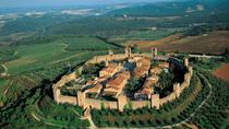 MONTERIGGIONI - SIENA, Florence, Private Sightseeing Tours