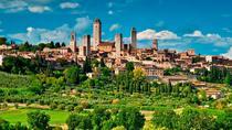 SIENA-SAN GIMIGNANO, Florence, Walking Tours