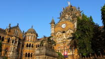Mumbai in Motion: Mumbai Sightseeing Tour by Public Transportation, Mumbai