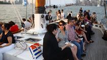 Morimoto Sushi and Sake Sunset Sail on America 2, New York City, Sailing Trips