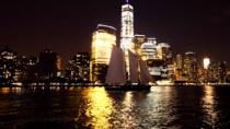 New York City Skyline Lights and Statue Sail, New York City, Sailing Trips