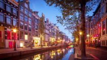 Amsterdam Old Town and Red Light District Walking Tour with Optional Dutch Dinner, Amsterdam