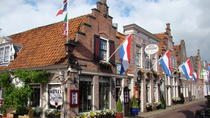 Private Full-Day Northern Holland Tour by Public Transport from Amsterdam, Amsterdam, Bike & ...