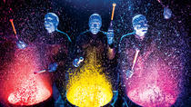 Blue Man Group Show at Universal Orlando Resort, Orlando, Halloween