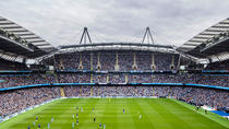 Manchester City FC Legends Stadium and Club Tour Including Lunch, Manchester