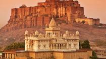 5 Days Heritage Triangle Tour -Jaipur-Jodhpur-Udaipur, Jaipur, Multi-day Tours