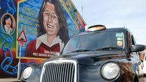 Belfast Famous Black taxi political mural peace wall tour 2 hour, Belfast, Cultural Tours