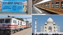 Same Day Visit Taj Mahal & Agra Fort From Delhi By India's Fastest Train, Agra, Cultural Tours