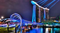 City Night Bike Tour, Singapore, Night Tours