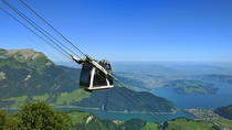 Ingresso de trem CabriO para a Montanha Stanserhorn, Lucerne, Attraction Tickets