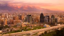 City tour com paradas em Santiago, Santiago, City Tours