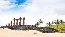 Easter Island Full-Day Tour: Ahu Tongariki, Rano Raraku and Anakena Beach, Hanga Roa, null