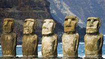 Easter Island Super Saver: Ahu Akivi and Orongo plus Anakena Beach Day Trip, Hanga Roa, Day Trips