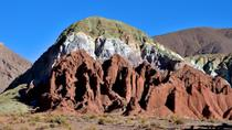 Rainbow Valley Tour from San Pedro de Atacama, San Pedro de Atacama, Day Trips
