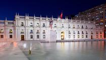 Santiago City Sightseeing Small-Group Tour by Night Including Dinner, Santiago, Bike & Mountain ...