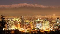 Santiago City Sightseeing Small-Group Tour by Night Including Dinner, Santiago, Night Tours