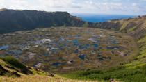 Tahai, Orongo and Rano Kau Half-Day Tour, Easter Island, Private Sightseeing Tours