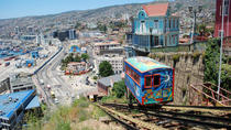 Viña del Mar and Valparaiso Stopover Tour from Santiago International Airport, Santiago, City ...