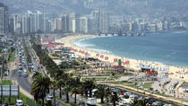 Viña del Mar and Valparaiso Stopover Tour from Santiago International Airport