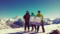 Mera Peak Climbing, Kathmandu, Climbing