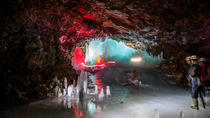 Lofthellir Cave Winter Challenge from Lake Myvatn, North Iceland, Day Trips