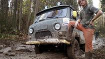 Adventure tour: caving and off roading in a Russian military van, Moscow, 4WD, ATV & Off-Road Tours