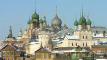 Day trip to the gorgeous citadel of Rostov, Moscow, Day Trips